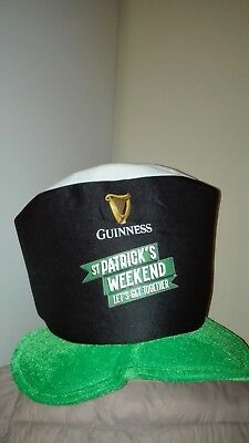 Cappello Guinness Sant Patrick Day!