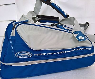 ~ Ford FPV - SPORTS OVERNIGHT DUFFLE GYM BAG LUGGAGE *Ford Stock No More*