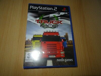Truck Racer - PlayStation 2 PS2 - New & Sealed pal version