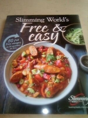 New Slimming World Free And Easy Cook Book