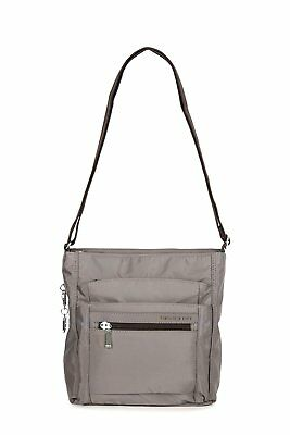 Hedgren Orva Crossover Bag with RFID Protection, Women's, One Size Sepia/Brown