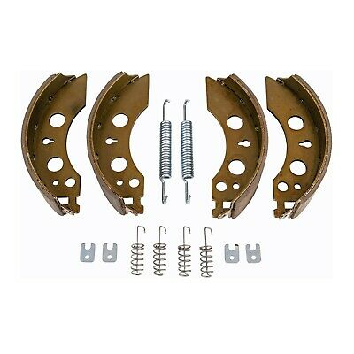 AL-KO Style 200 x 50 brake shoe set for IFOR Williams  ** FREE Delivery**