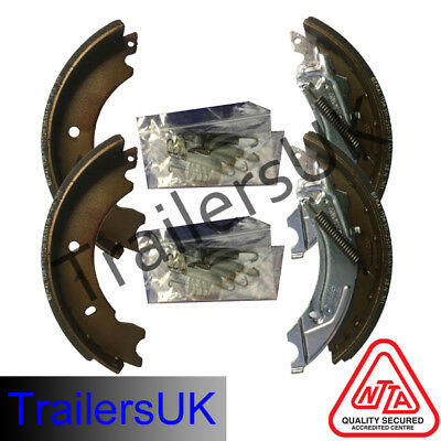 KNOTT Style Brake Shoe Set 200x50 - FREE DEL