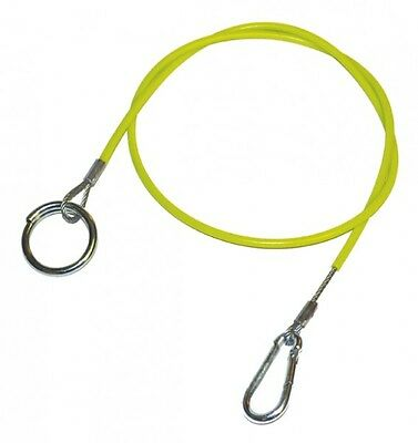 Caravan Breakaway Safety Cable for Couplings with a ring** FREE P&P**