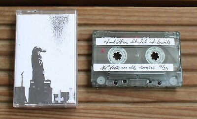 Forbidden Citadel Of Spirits - My Goat Are All Corpses Special Edition Tape