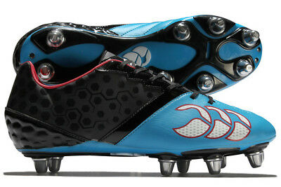 Canterbury Mens Phoenix Club 8 Stud Rugby Boots Sizes 8 8.5 9.5 10.5 13 Rrp £50