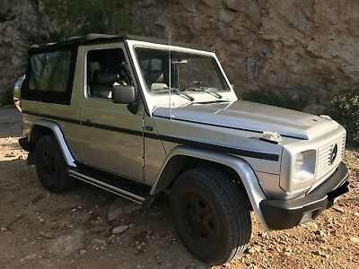 1992 Mercedes-Benz G-Class  MERCEDES G WAGON CONVERTIBLE !25 YEARS OLD! 1992 COLLECTORS ORIGINAL VINTAGE