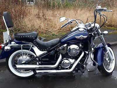 2005 Kawasaki  VN 800 Classic  RESERVE REDUCED !!