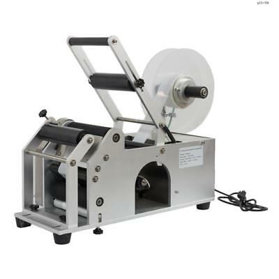 "Youlian Semi-Auto Round Bottle Labeling Machine Applicable Dia. 3/8""-6""youlian_Y"