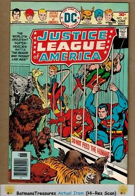 Justice League of America #131 (9.0) VF/NM 1976 Bronze Age Key Issue