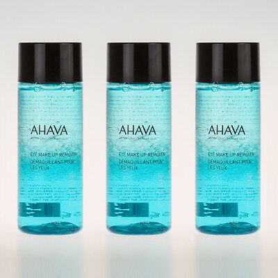 AHAVA Time to Clear - Eye Make Up Remover 125ml - 3x