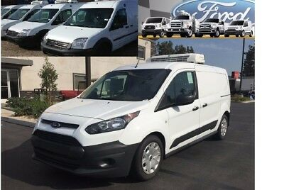 2017 Ford Transit Connect REFRIGERATED MINI VAN -THANKSGIVING DEALS-TO DEC 1 REEFER VAN FORD TRANSIT REFRIGERATED CARGO truck NISSAN NV SPRINTER dodge CHEVY