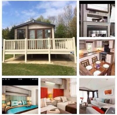 Caravan Holidays Hopton Holiday Village bedding Included- May/June Dates £200