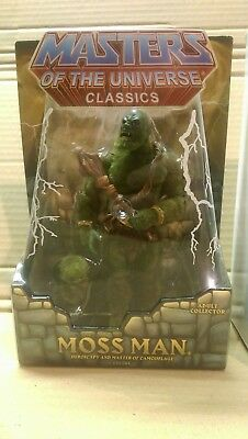Masters of the Universe Classics Moss Man OVP