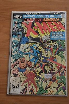 Marvel Comics X-Men King Size Annual Comic Issue   no 5