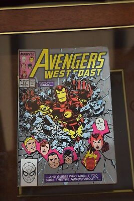 The Avengers  West Coast 1989 No 51