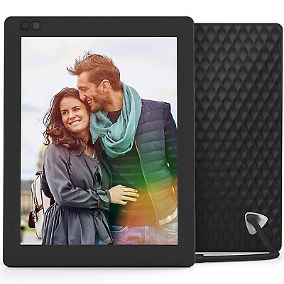 Nixplay Seed 10 Inch WiFi Cloud Digital Photo Frame with IPS Display, iPhone &