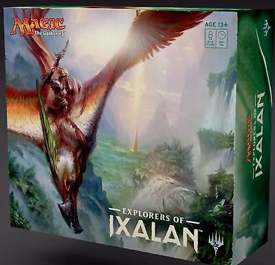 Magic the Gathering MTG Explorers of Ixalan Super Deck Collection Sealed Box/Set