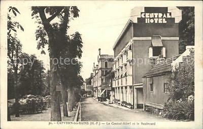 11743345 Capvern Central Hotel et le Boulevard Capvern