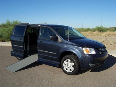 2008 Dodge Grand Caravan SE Handicap Wheelchair Mobility Van 2008 Dodge Grand Caravan SE Handicap Wheelchair Mobility Van Best Buy