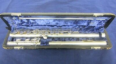 """Romilly """"Super-Graduate"""" Flute Made For Rudall Carte & Co Ltd London."""