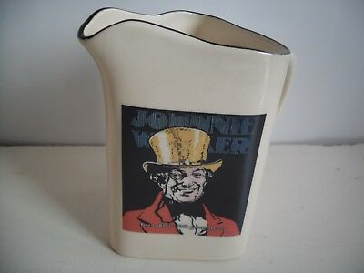 Unusual Johnnie Walker Whisky Jug  Unused