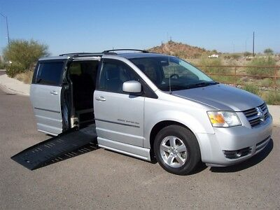 2010 Dodge Grand Caravan SXT Wheelchair Handicap Mobility Van 2010 Dodge Grand Caravan SXT Wheelchair Handicap Mobility Low Miles
