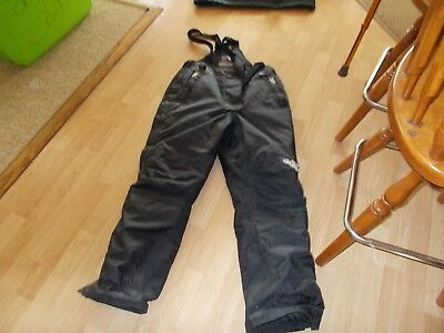 Castle RIDER Womens OR MAN Snowmobile Snow Winter Pant Bibs EXCELLENT CONDITION