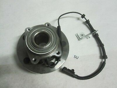 Wheel Bearing and Hub Assembly Front 513273
