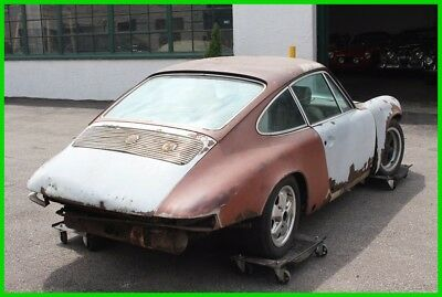 1969 Porsche 912 Coupe 1969 Porsche 912  LWB Coupe,matching numbers!