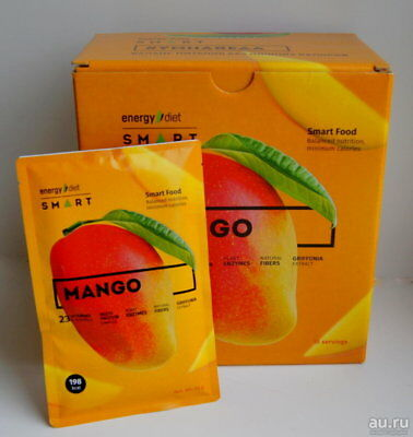Energy Diet Smart Mango Weight Management  Weight Loss Program Foods