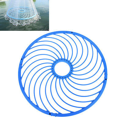 Cast Gill American Blue Plastic Pro Rotary Tire Line 2018 Frisbee 48cm Ring Net