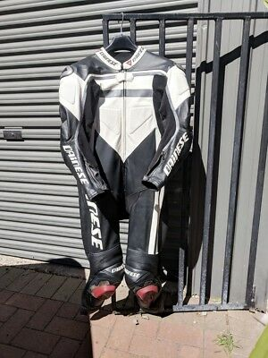 Dainese 1 Piece Leather Race Suit