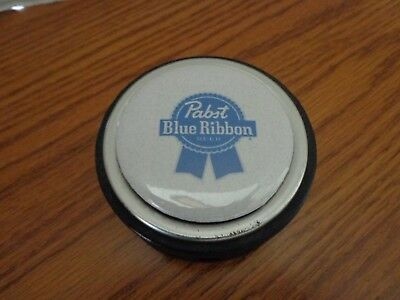 Vintage PBR Pabst Blue Ribbon Beer Tap Handle