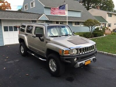 2008 Hummer H3 Luxury Package 2008 H3 hummer