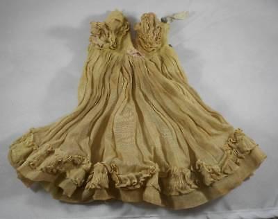 Vintage 1940s Madame Alexander Scarlett O'Hara Doll Dress Gone With the Wind