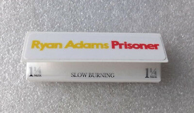 Ryan Adams Prisoner rolling papers promo swag. not vinyl 1989 rsd cd barnes gold