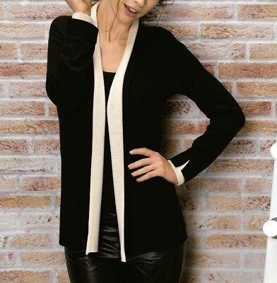 LOVABLE Cardigan Outfit Collection Nero Donna 9L05KV