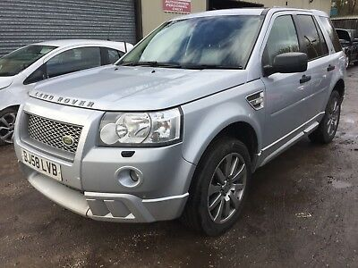 2008 Land Rover Freelander 2.2 Td4 Hst Auto Non Runner / Spares Or Repair