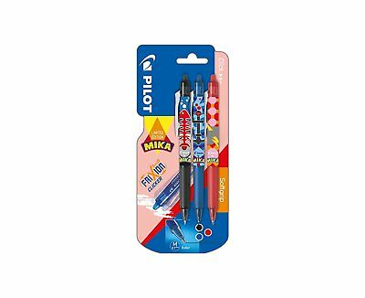 Pilot Mika Limited Edition Collection Multicoloured (3 Pack)