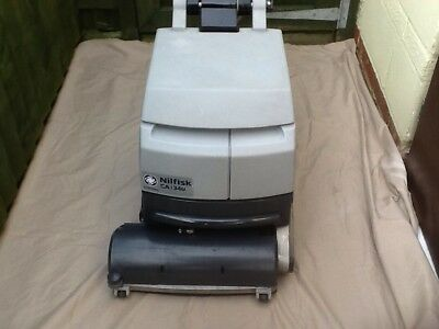 Nilfisk CA340 scrubber dryer