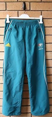 Team Issue Australia Olympic Team Adidas Beijing 2008 Women's Pants Uk10 Small