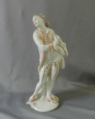 Gorgeous Antique Rosenthal Male Figure