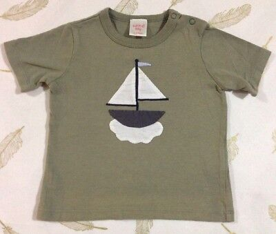 Seed Baby Boys T Shirt Size 6-12 Months 0