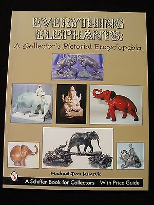Everything Elephants : A Collector's Pictorial Encyclopedia  BIN $24.95