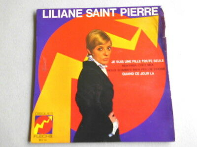Liliane  Saint-Pierre  1968 Ep Cf 001