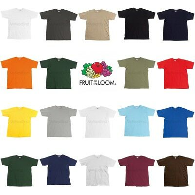 Fruit of the Loom Super Premium T-Shirt