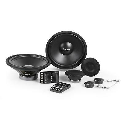 Professional Complete Car Stereo Speakers Set By Auna 8000W Speaker system