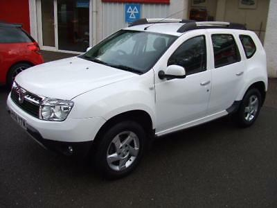 2014 Dacia Duster 1.5dCi 110bhp 4X4 Laureate Nissan x-trial quashqai Low Tax