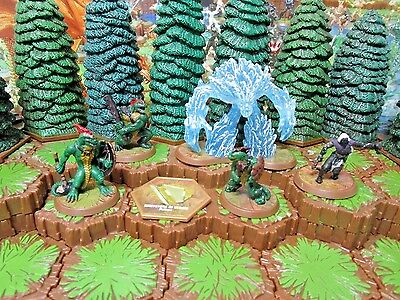 Heroscape Glaun Bog Raiders Wave 11/D1 Champions of the Forgotten Realms